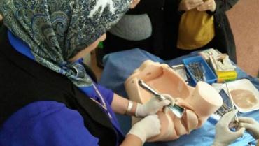 Apprentissage des Techniques d'Obstétriques d'Urgences