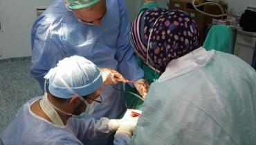 Interventions chirurgicales pour les nécessiteux